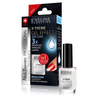 Eveline Топ лак X-treme gel effect