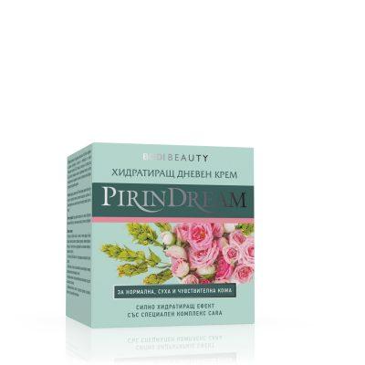 Pirin Dream хидратиращ дневен крем