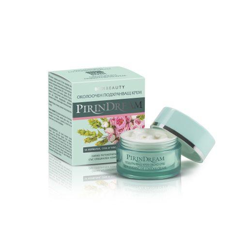 Pirin Dream подхранващ крем около очи