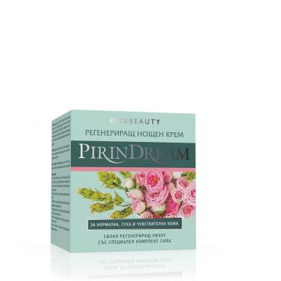 Pirin Dream регенериращ нощен крем