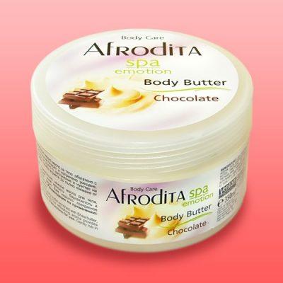Масло за тяло - Шоколад