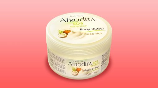 Афродита масло за тяло - Кокос