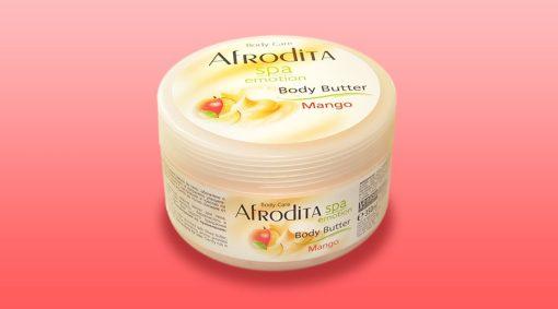 Афродита масло за тяло - Манго