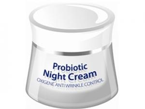 Нощен крем Пробиотик против бръчки