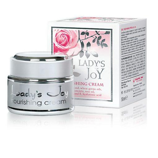 Подхранващ крем Lady's Joy