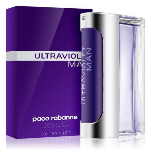 Paco Rabanne Ultraviolet Тоалетна вода за мъже