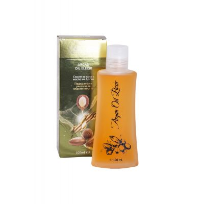 LINEA BIO Серум за коса с арганово масло