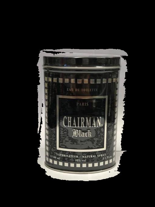 CHAIRMAN BLACK EDT за мъже 100мл.