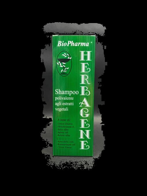 ШАМПОАН HERBAGENE - против косопад, мазни корени и сухи краища на косата
