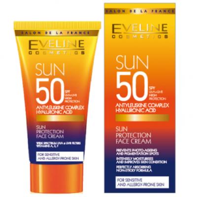 Слънцезащитна козметика