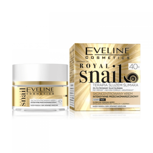 Eveline Royal Snai крем за лице 40+