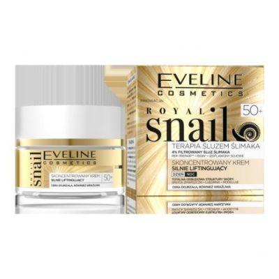 Eveline Royal Snai крем за лице 50+