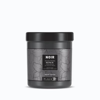 BLACK Noir Маска за коса със сок от кактус 1000 мл