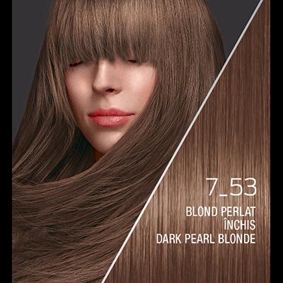 Syoss Color Classic № 7_53 Тъмно перлено рус