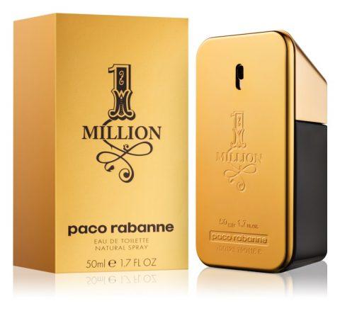 Paco Rabanne 1 MILLION тоалетна вода за мъже 50 ml.