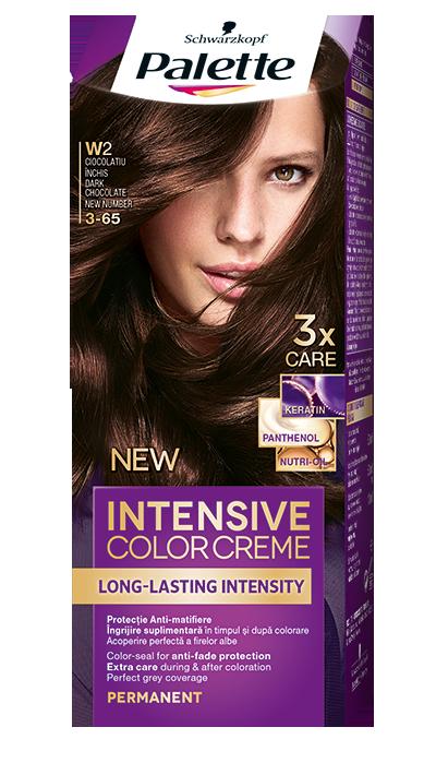 Palette Intensive Color Creme № 3-65/W2 Тъмен шоколад