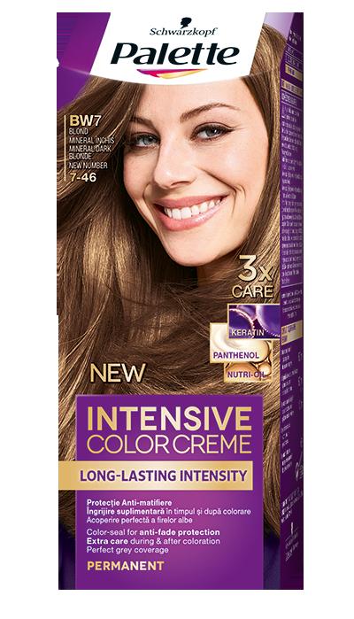Palette Intensive Color Creme № 7-46 /BW7 Минерално тъмно рус