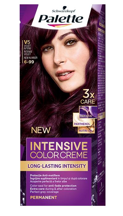 Palette Intensive Color Creme № 6-99/ V5 Наситено виолетов