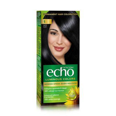 ECHO боя за коса № 1