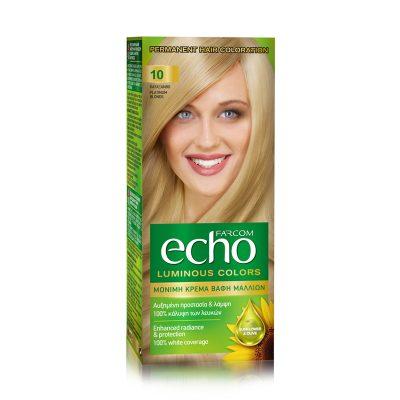 ECHO боя за коса № 10