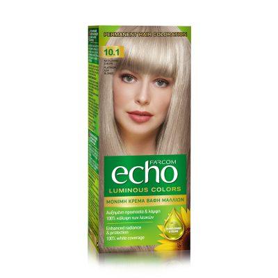 ECHO боя за коса № 10.1