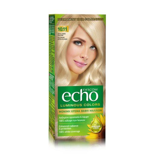 ECHO боя за коса № 10.11