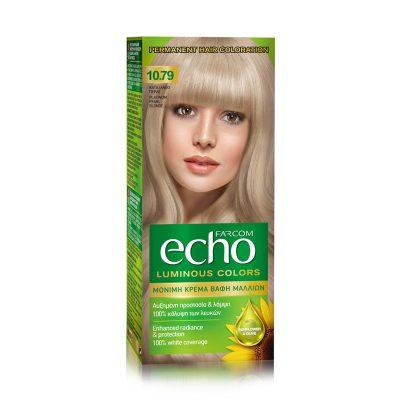 ECHO боя за коса № 10.79
