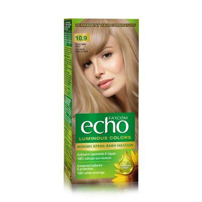 ECHO боя за коса № 10.9
