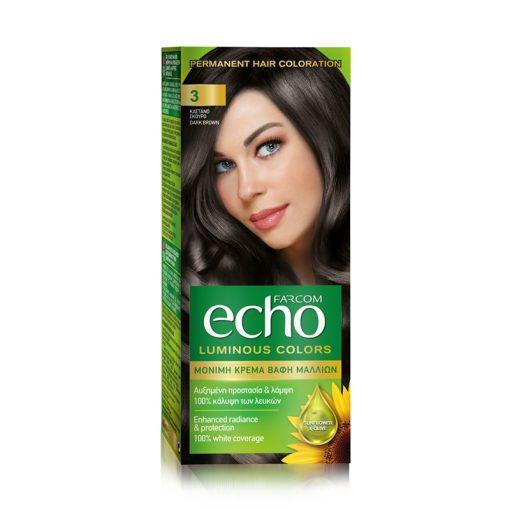 ECHO боя за коса № 3