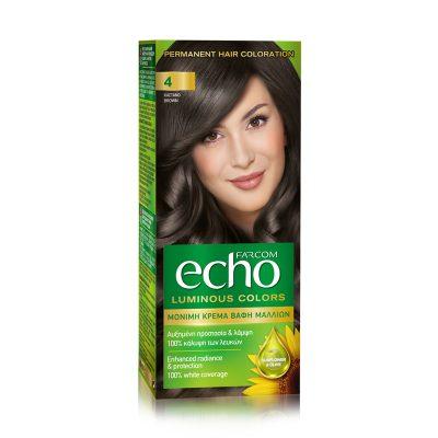 ECHO боя за коса № 4