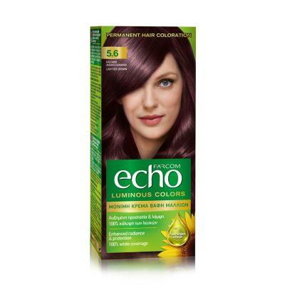 ECHO боя за коса № 5.6