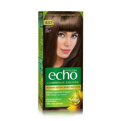 ECHO боя за коса № 6.57