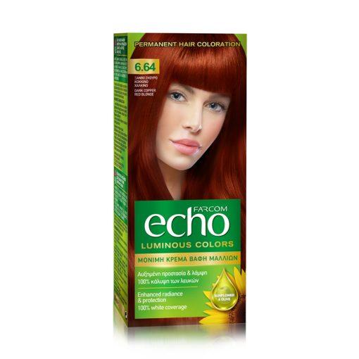 ECHO боя за коса № 6.64