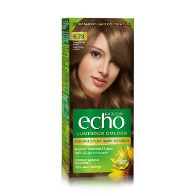 ECHO боя за коса № 6.78