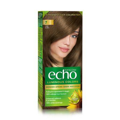 ECHO боя за коса № 7