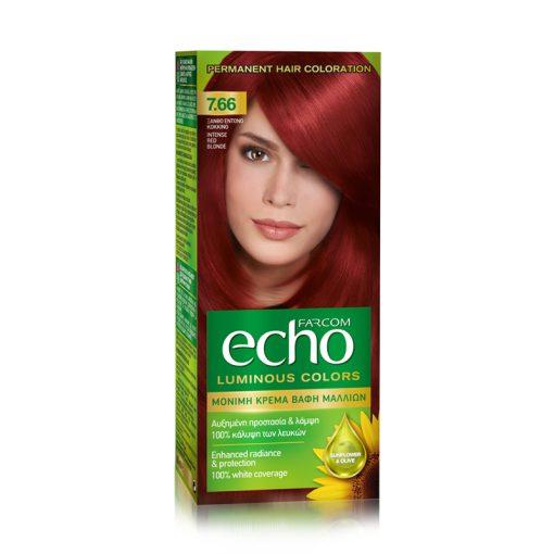 ECHO боя за коса № 7.66