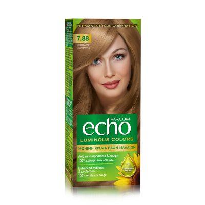 ECHO боя за коса № 7.88
