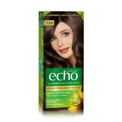ECHO боя за коса № 7.89
