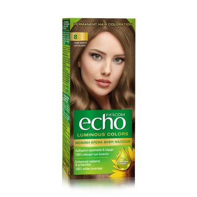 ECHO боя за коса № 8