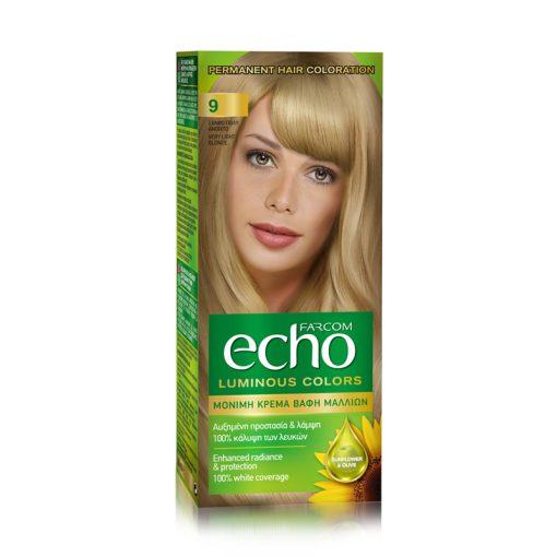 ECHO боя за коса № 9
