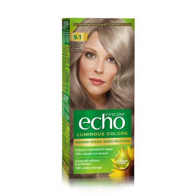 ECHO боя за коса № 9.1