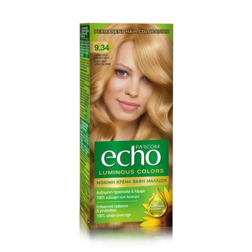 ECHO боя за коса № 9.34