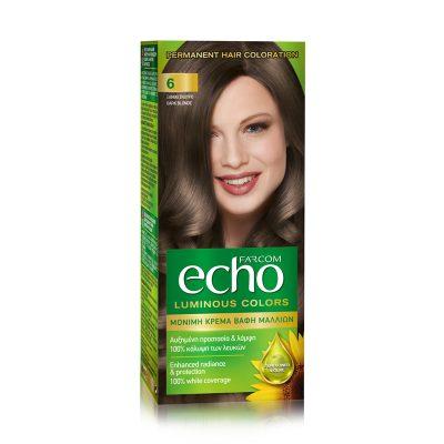 ECHO боя за коса №6