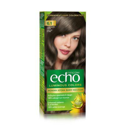 ECHO боя за коса №6.1