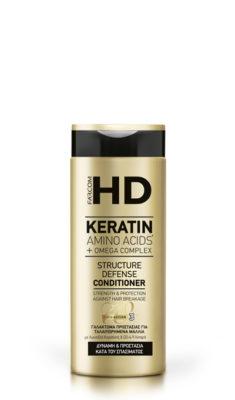 HD Keratin балсам срещу накъсване 330 мл.