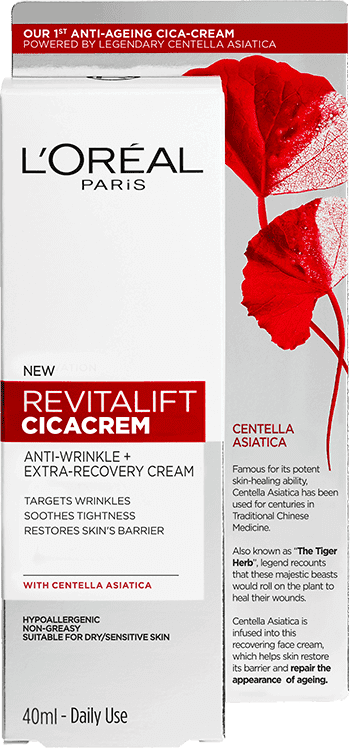 Loreal CICA Cream Revitalift 40 ml