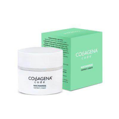 COLLAGENA Codé NIACINAMIDE срещу пигментни петна и несъвършенства по кожата