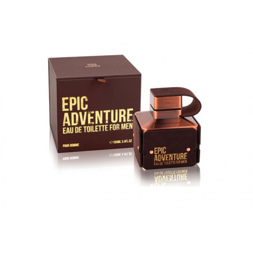 Emper EPIC Adventure мъжка тоалетна вода